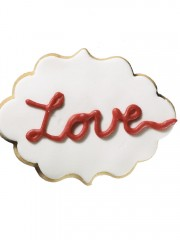love-oval